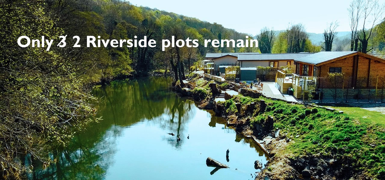 Only 2 Riverside plots remain